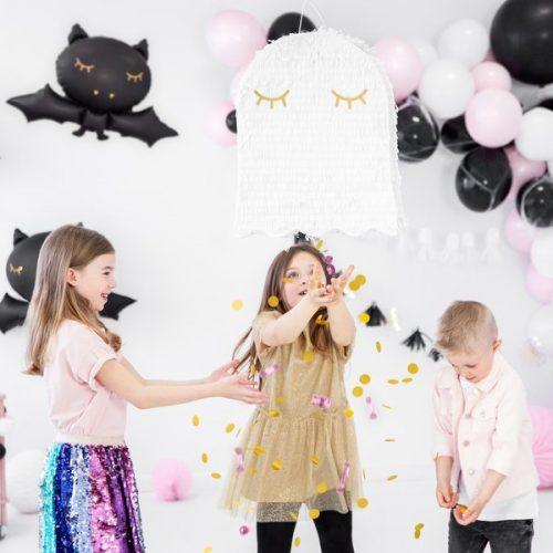halloween-decoratie-pinata-ghost-black-bats-3