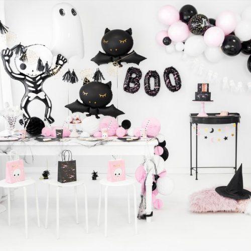 halloween-decoratie-pinata-ghost-black-bats