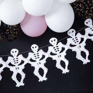halloween-decoratie-slinger-skeletons-black-bats-3