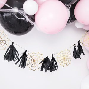 halloween-decoratie-slinger-spiderwebs-black-bats-6