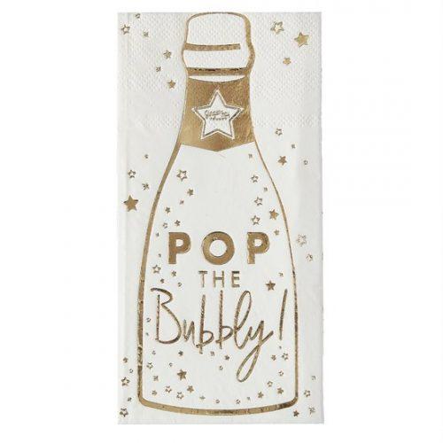 oud-en-nieuw-versiering-servetten-champagne-bottle-pop-the-bubbly