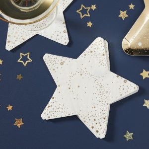 oud-en-nieuw-versiering-servetten-star-shaped-gold-pop-the-bubbly-2