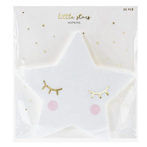 babyshower-decoratie-servetten-little-star
