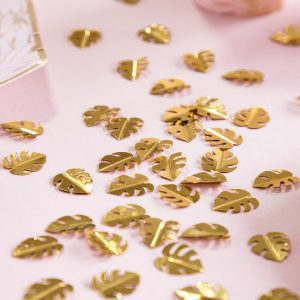 feestartikelen-confetti-golden-leafs