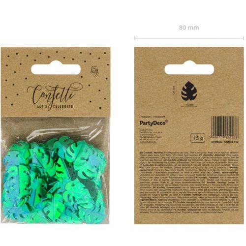 feestartikelen-confetti-green-leafs