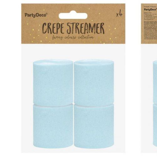 feestartikelen-crepe-papier-slinger-lichtblauw