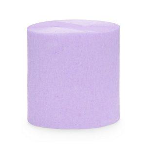 feestartikelen-crepe-papier-slinger-lila-3