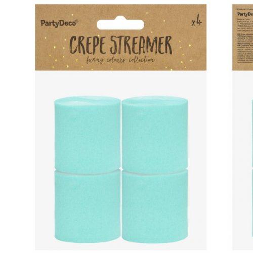 feestartikelen-crepe-papier-slinger-turquoise