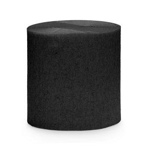 feestartikelen-crepe-papier-slinger-zwart-2