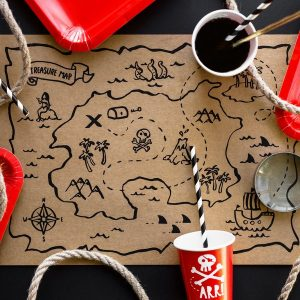 kinderfeestje-versiering-placemat-pirates-party-3