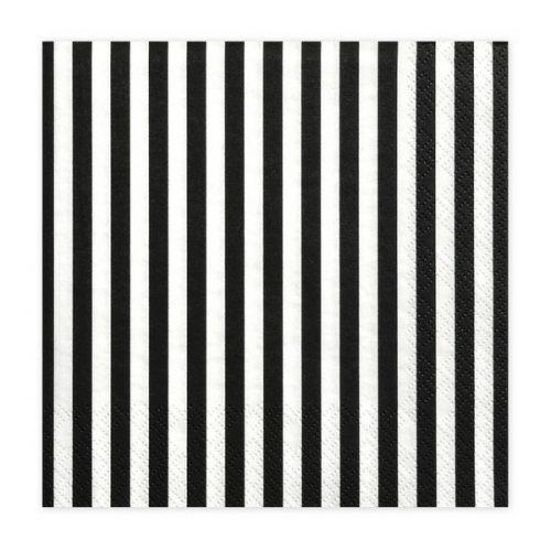 kinderfeestje-versiering-servetten-black-white-pirates-party-4