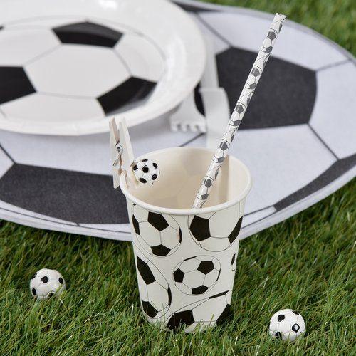 kinderfeestje-voetbal-papieren-bekertjes-voetbal