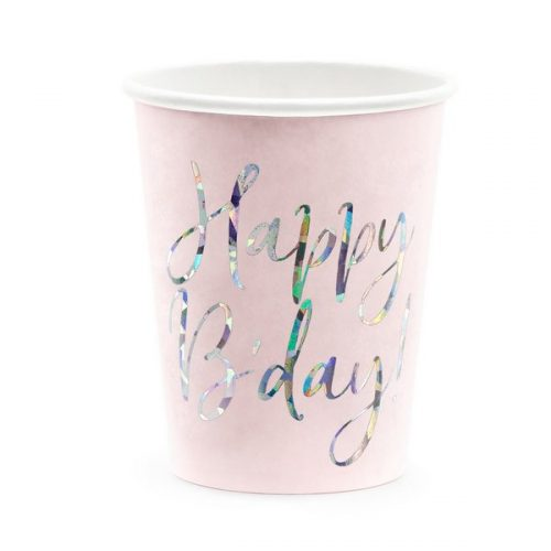 feestartikelen-papieren-bekertjes-happy-birthday-pastel-party-2-3