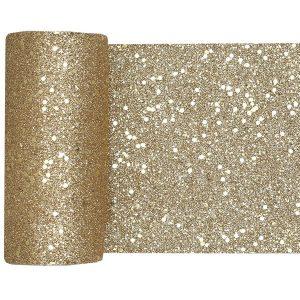 feestartikelen-tafelloper-gold-glitter-small