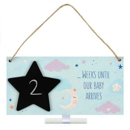 feestartikelen-aftelbord-weeks-until-baby-arrives