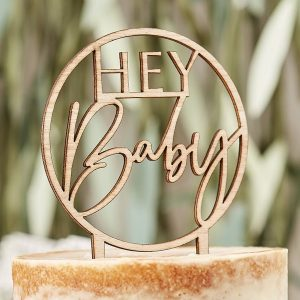 babyshower-versiering-cake-topper-botanical-baby-2