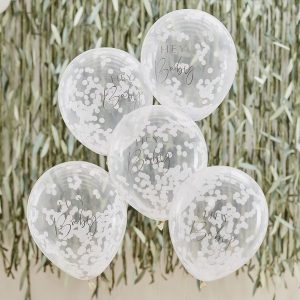 babyshower-versiering-confetti-ballonnen-botanical-baby-2