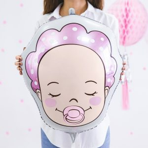 babyshower-versiering-folieballon-baby-girl