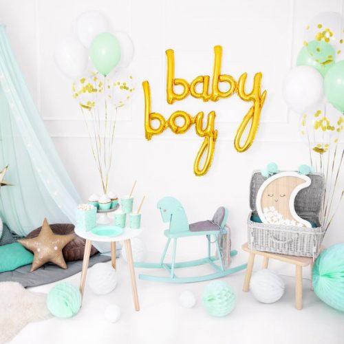 babyshower-versiering-folieballon-boy-goud-4