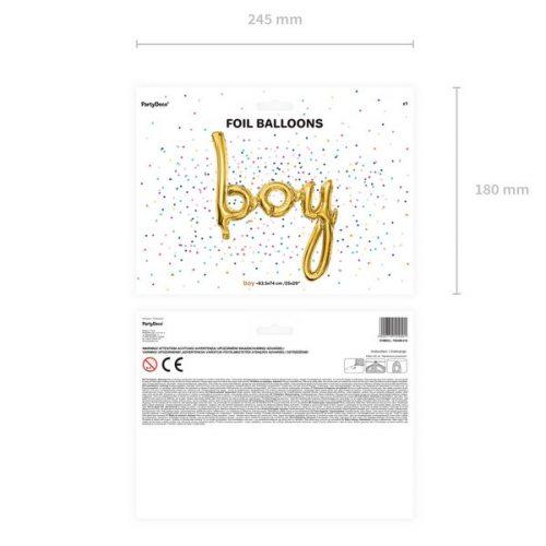 babyshower-versiering-folieballon-boy-goud-5