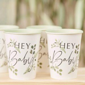 babyshower-versiering-papieren-bekertjes-botanical-baby-2