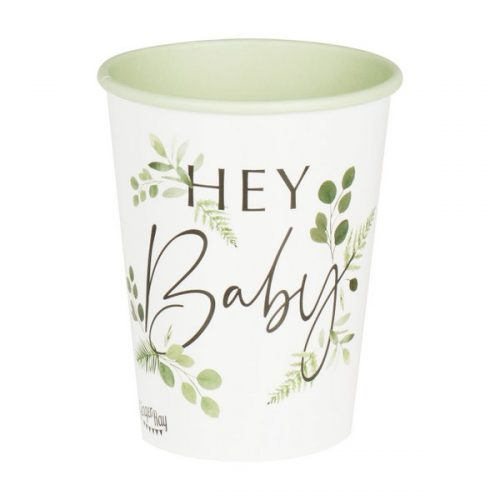 babyshower-versiering-papieren-bekertjes-botanical-baby
