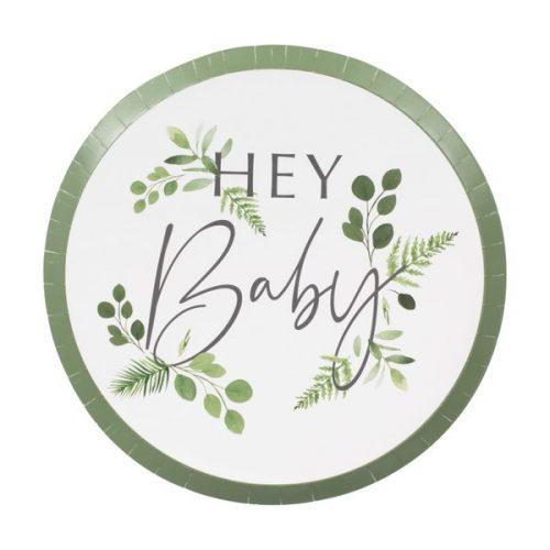 babyshower-versiering-papieren-bordjes-botanical-baby