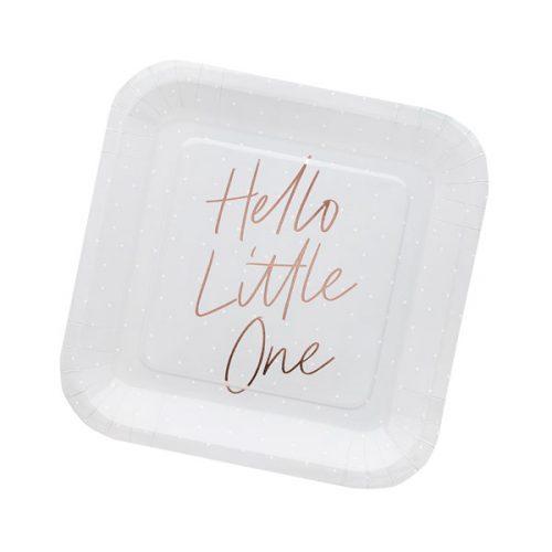 babyshower-versiering-papieren-bordjes-hello-little-one-2