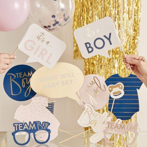 babyshower-versiering-photobooth-props-gold-pink-navy-gepersonaliseerd-2