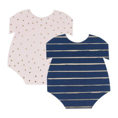 babyshower-versiering-servetten-rompertjes-gender-reveal