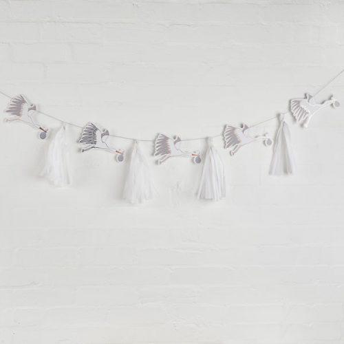 babyshower-versiering-slinger-ooievaar-tassel-hello-little-one