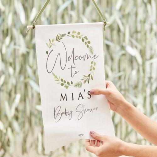 babyshower-versiering-welcome-sign-botanical-baby-gepersonaliseerd-3