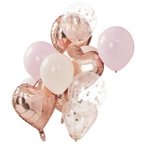 feestartikelen-ballonnen-mix-mix-it-up-pink