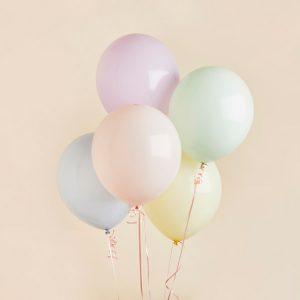 feestartikelen-ballonnen-pastelmix
