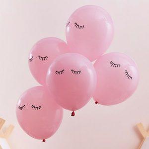 feestartikelen-ballonnen-sleepy-eyes-pamper-party-2