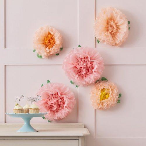 feestartikelen-bloemen-pompoms-lets-partea-2