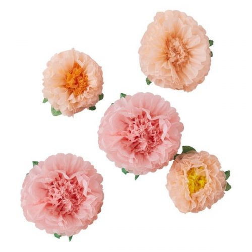 feestartikelen-bloemen-pompoms-lets-partea