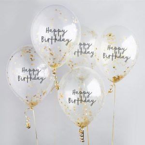 feestartikelen-confetti-ballonnen-happy-birthday-goud