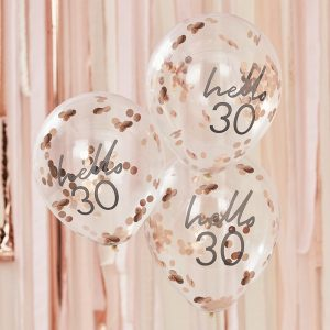 feestartikelen-confetti-ballonnen-hello-30-mix-it-up-pink-2