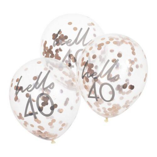 feestartikelen-confetti-ballonnen-hello-40-mix-it-up-pink
