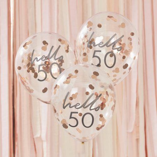 feestartikelen-confetti-ballonnen-hello-50-mix-it-up-pink-2