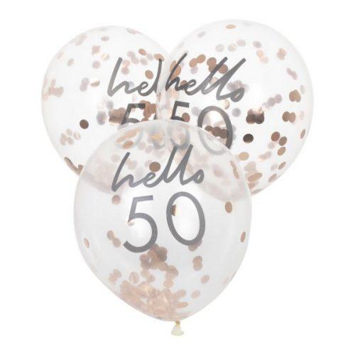 feestartikelen-confetti-ballonnen-hello-50-mix-it-up-pink