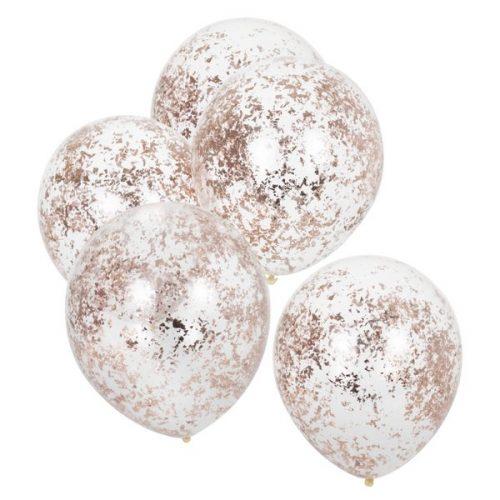 feestartikelen-confetti-ballonnen-shredded-confetti-rose-gold-mix-it-up-pink