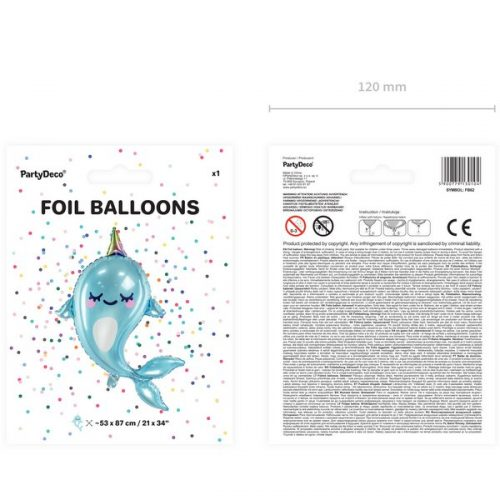 feestartikelen-folieballon-happy-narwhal-4