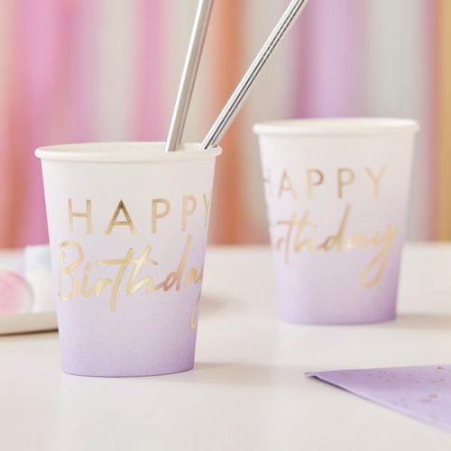 feestartikelen-papieren-bekertjes-happy-birthday-lila-mix-it-up-pastel-3
