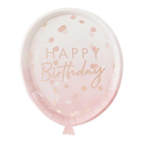 feestartikelen-papieren-bordjes-ballon-mix-it-up-pink