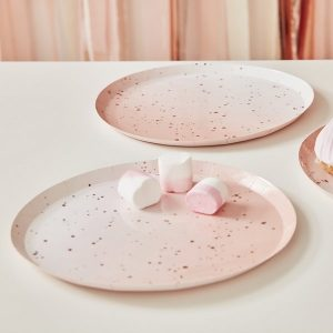 feestartikelen-papieren-bordjes-ombre-splash-roze-mix-it-up-pink-2