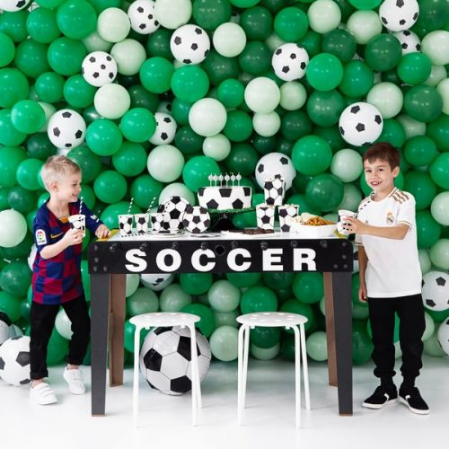 feestartikelen-papieren-bordjes-voetbal-black-white-2
