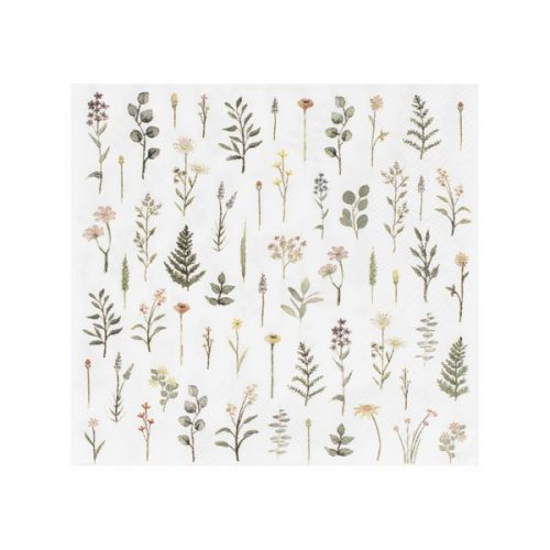 feestartikelen-servetten-flowers-lets-partea