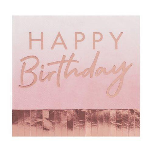 feestartikelen-servetten-happy-birthday-fringe-mix-it-up-pink